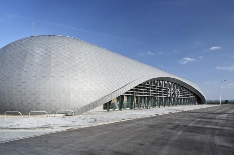 Lotnisko w Brnie