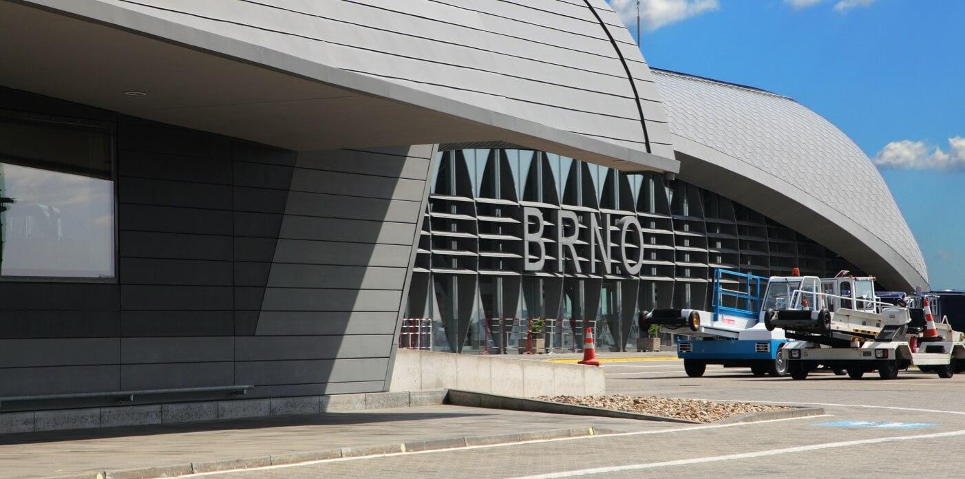 Letiště Brno Hala